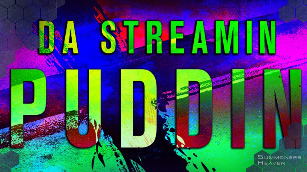 "Neues Ass im Ärmel Streamer ""DaStreaminPuddin"""